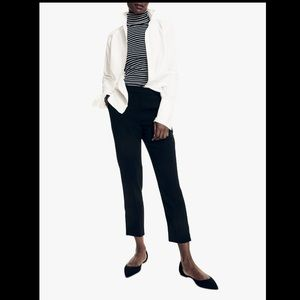 J. Crew pull on trousers